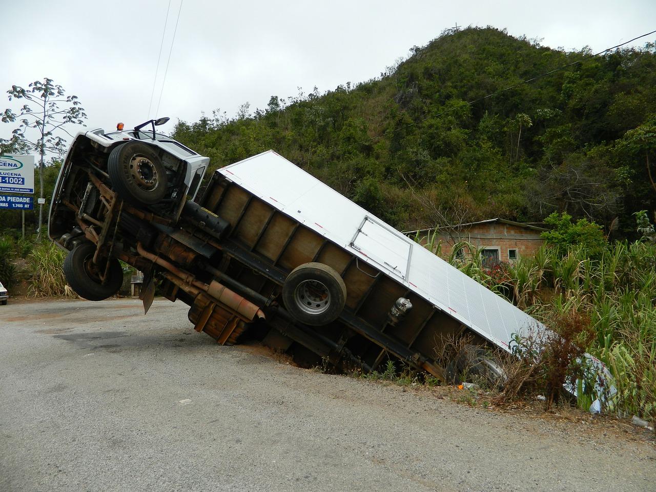 Truck Accident 7