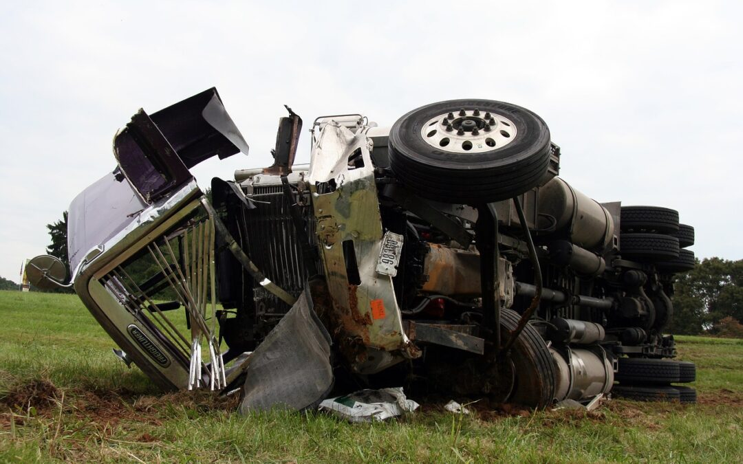 Commercial Vehicle Accident Lawyer – Get Back On Track Fast